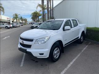 2013 HOLDEN COLORADO LX (4x2) RG CREW CAB P/UP