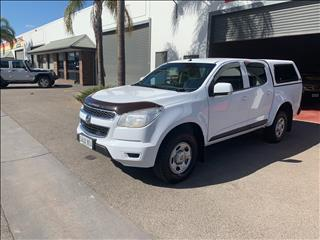 2015 HOLDEN COLORADO LS (4x2) RG MY15 CREW CAB P/UP