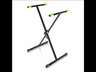 Gravity Stands Single brace X-Frame keyboard Stand