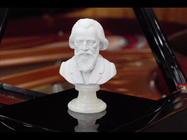 Brahms Bust - 15cm