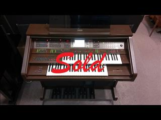 Yamaha Electone AR80 Organ ~ Now Sold