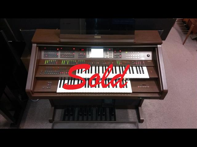 Yamaha Electone AR80 Organ ~ Now Sold