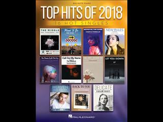 Top Hits of 2018 for Big-Note Piano