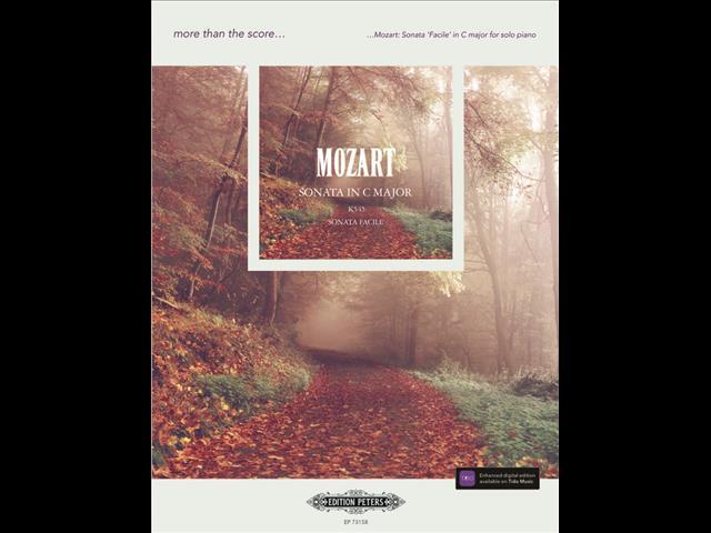 Mozart: Sonata in C major K 545