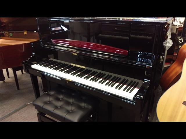 Alex Steinbach  Upright Piano Millennia II	(WSU132MD)