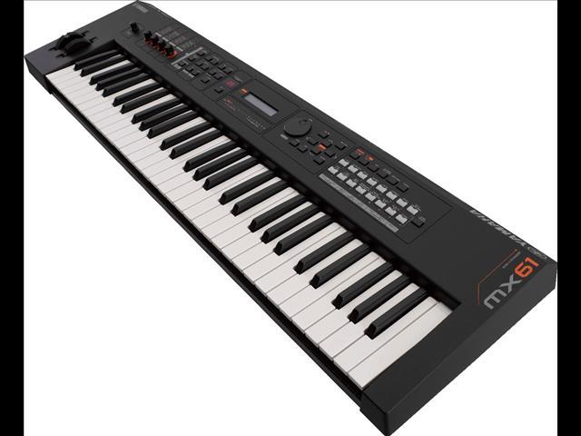 Yamaha MX Synthesizers ~ MX61_Black