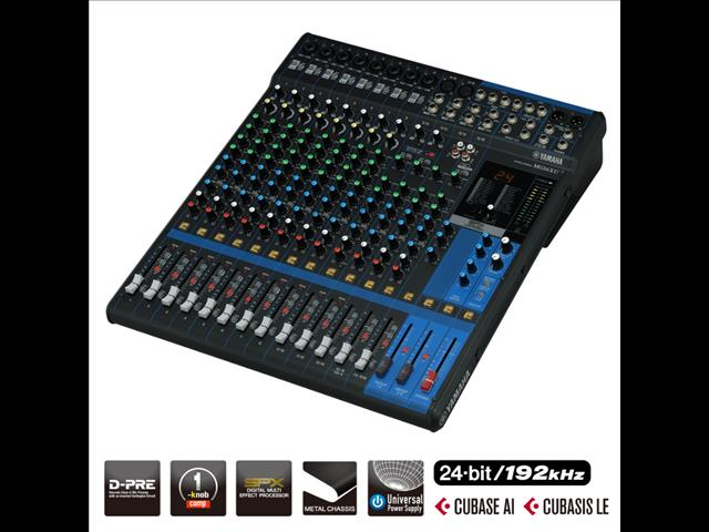 Yamaha MG16XU Mixing Console