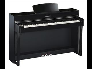 Yamaha Clavinova Digital Piano CLP635 -  Polished Ebony