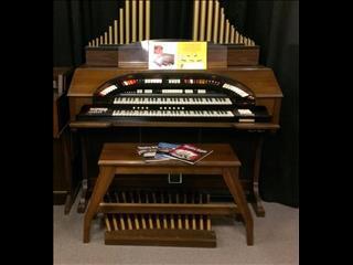 Conn 644 Martinique Theater Organ