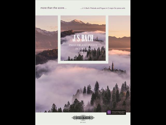 Bach: Prelude and Fugue in C major BWV846