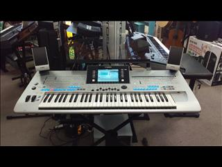Yamaha Tyros 4 Arranger Workstation Keyboard ~Just Traded