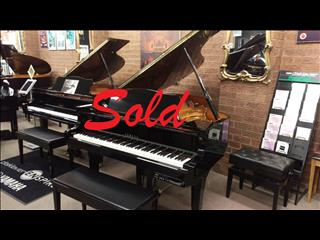Sold ~ Yamaha Disklavier DC3 (2004) 183cm Grand Piano Polished Ebony  ~ Made in Japan