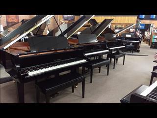 Yamaha Ex Demonstrator Piano Sale ~ C2X PE Grand Piano #6417906