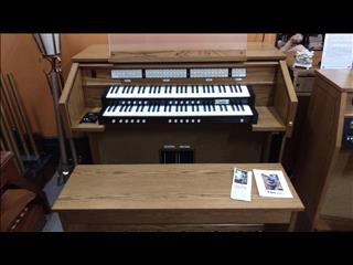 Allen Classic Organs CF-4 Two Manuals | 27 Stops