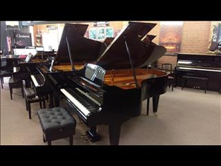 Bosendorfer 200cm Grand Piano Ebony
