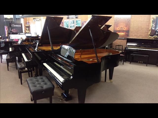 Bosendorfer 200cm Grand Piano Ebony