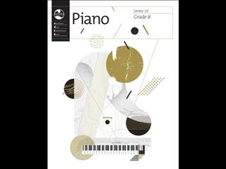 AMEB Piano Series 18 Grade Book - Grade 8