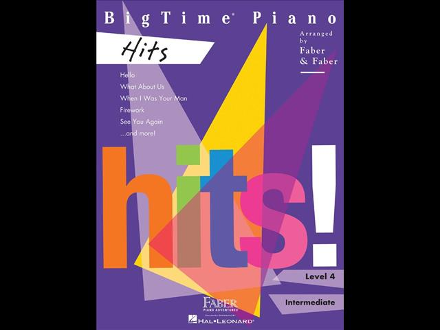 BigTime Piano Hits