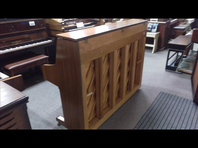 Kimball X440 Upright Piano 114cm Walnut (Now Sold)