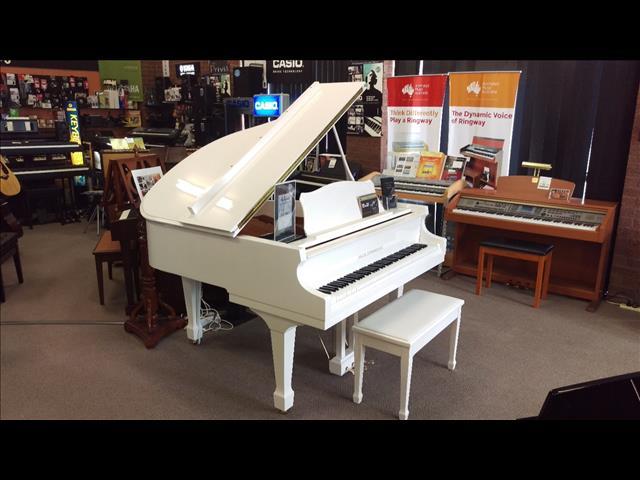 Alex Steinbach Elegance II ~ Contemporary (AS150D iQ) Player Grand Piano