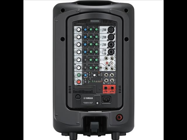 Yamaha Stagepas 400 The Ultimate All-in-One Portable PA System