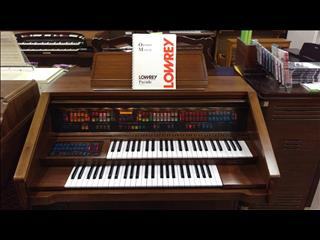 Lowrey Parade Organ Model NL30