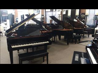 Yamaha Ex Demonstrator Piano Sale ~ C2X PE Grand Piano #6418082