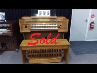 Allen Classical Organ model ADC 710T (1987) ~ Now Sold