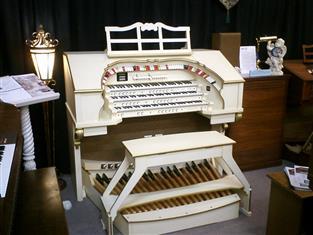 Allen 3 Manual Digital Organ ~ MDS-312 ~ Master Design Series