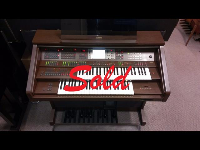 Yamaha Electone AR80 Organ Now Sold,