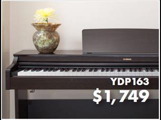 Yamaha Arius YDP 163 digital Piano
