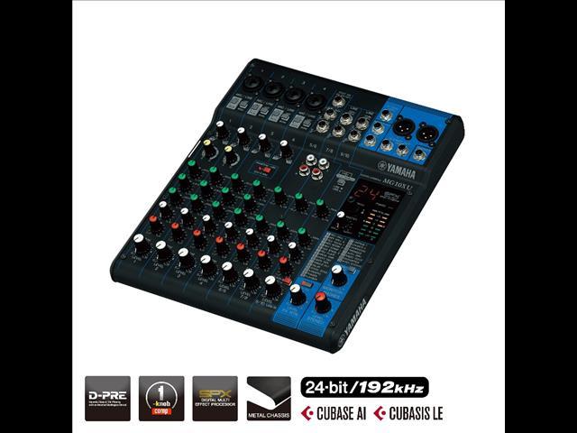 Yamaha MG10XU 10-Channel Mixing Console