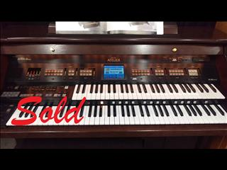 Roland AT-80SL ~ Atelier Organ ~ Now Sold