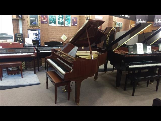 Yamaha ~ 160 cm G1 J Grand Piano Mahogany Polished #J3350623