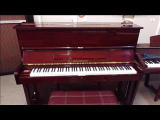 Alex Steinbach Upright Piano 121 cm SU 121 Mahogany Polished