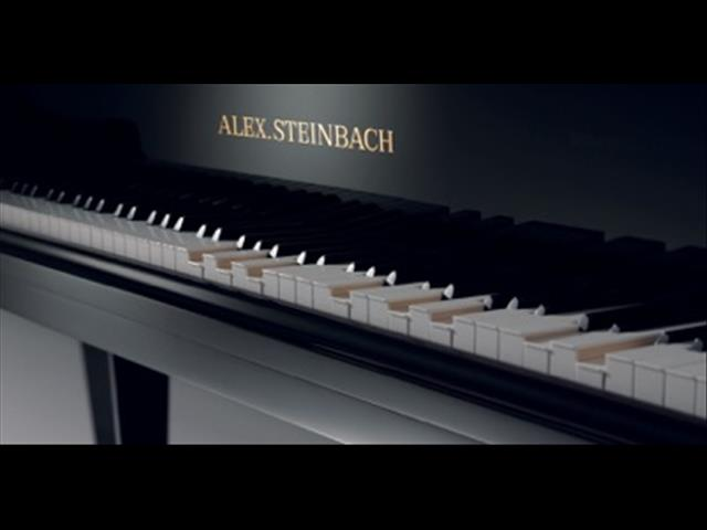 Alex  Steinbach Baby Grand iQ Player Piano (Demo Model)