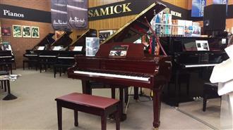 Alex  Steinbach Baby Grand iQ Player Piano (Demo Model)