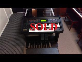Now Sold - Yamaha Electone Organ EL900