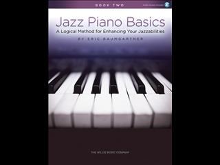 Jazz Piano Basics Book 2