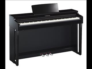 Yamaha Clavinova Digital Piano CLP625 -  Polished Ebony