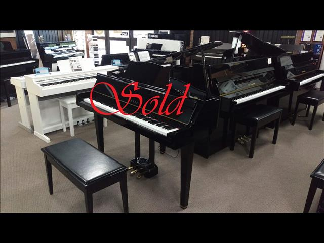 Yamaha Grantouch GT2 Baby Grand Piano ~ SOLD