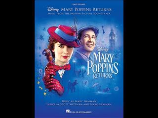 Mary Poppins Returns - Easy Piano