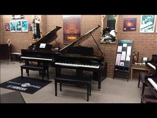Yamaha Grand Piano 183 cm D C3E #4910231 - (Purchased New in 1990 from Prestige Pianos)