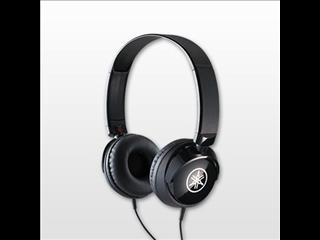 1. Yamaha HPH-50 Simple compact headphones