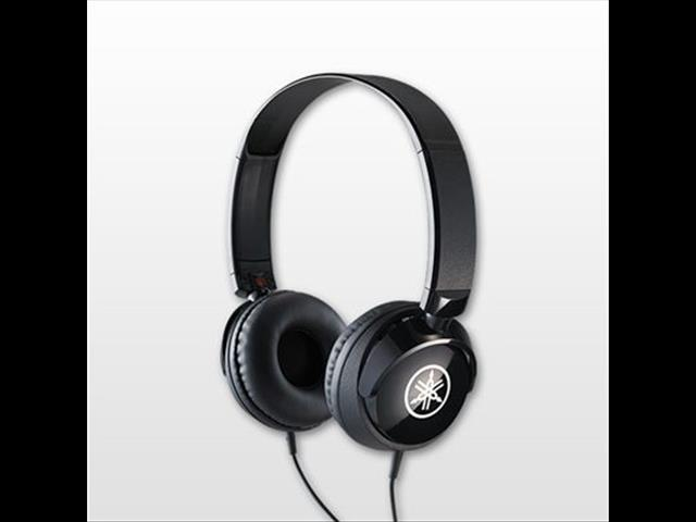 1. Yamaha HPH-50 Simple compact headphones