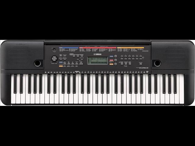 Yamaha PSR E263 Regular Series Yamaha PSRE Series Keyboard