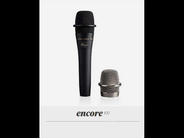 Blue enCORE 100 Microphone