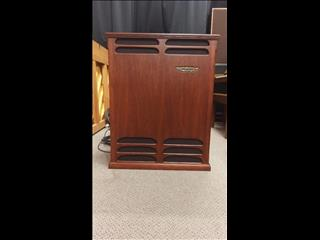 Motion Sound Console Organ Rotary Speakers