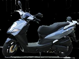 2016 DAELIM S1 125CC SCOOTER