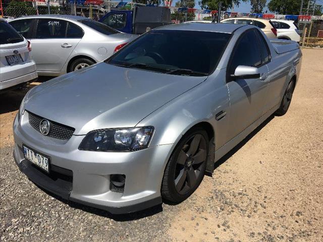 2008  Holden Ute   Utility